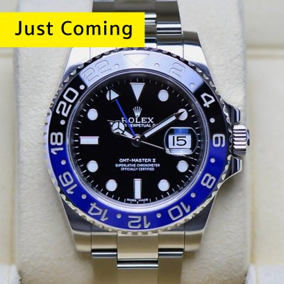 Rolex GMT-MasterII Blueblack
