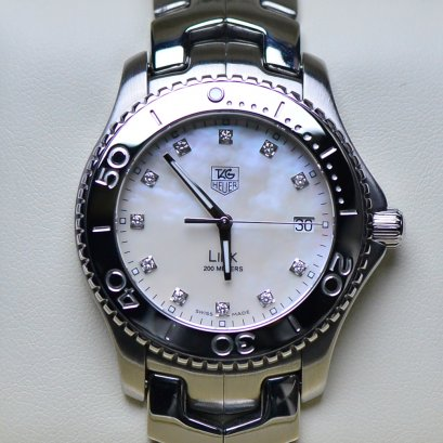 Tag Heuer Link Man  Watch Model