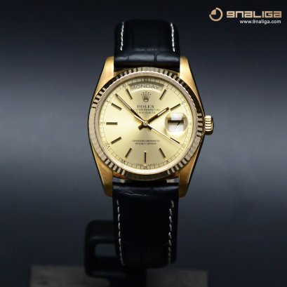 Rolex President DayDate Yellow Gold
