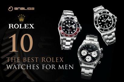 10 นาฬิกา Rolex ที่ดีที่สุดสำหรับผู้ชาย