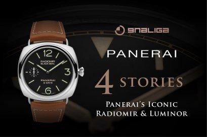 4 เรื่องราวที่ Radiomir & Luminor เป็นสัญลักษณ์ของ Panerai