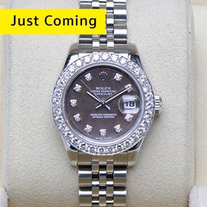 Rolex Datejust LADY 179384