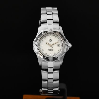 Tag Heuer 2000 Exclusive Pearl Diamond Dial size 28m