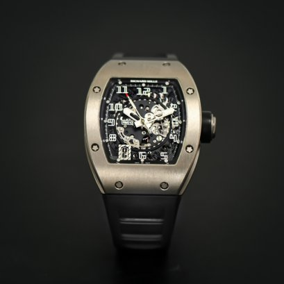 Richard Mille RM10 Titanium Box and Paper Only 5,000 pcs.