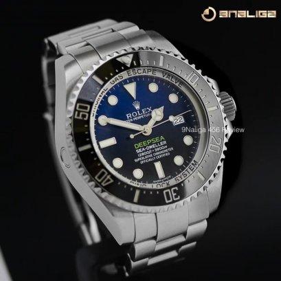 Rolex Sea Dweller Deepsea Blue Y2018 size 44.5M
