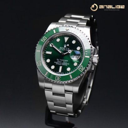Rolex Submariner Green Ceramic HULK