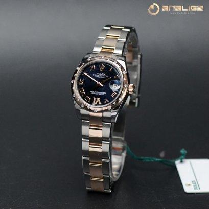 Rolex Datejust 31m Stee & Ponk Gold