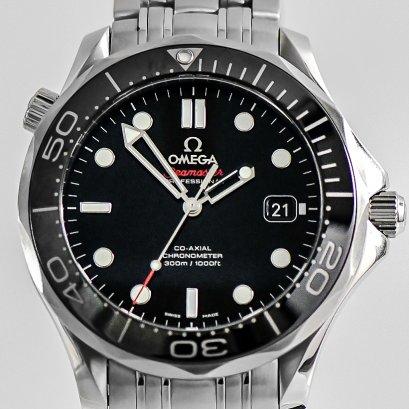Omega Seamaster Diver 300 M Black dial 212.30.41.20.01.003