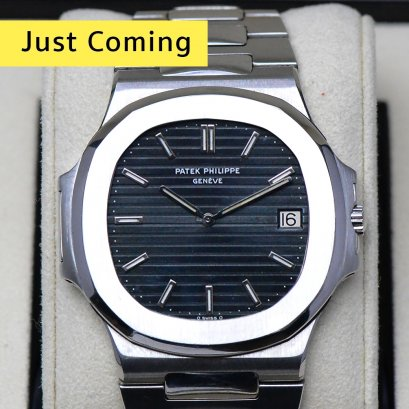 """Patek 3700/11 Nautilus Original One """"The 1st Exclusive Sport Nautilus for Patek in Y1976"""" size 42m Jumbo and Extra Thin Base Caliber JLC Small Steel Bracelet """"Price have to ask"""""""