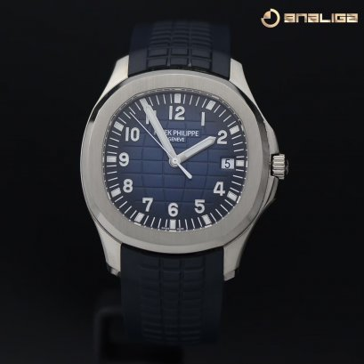 Patek Philippe Aquanaut 5168G White Gold