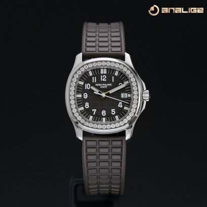 Patek Philippe luce 5067A Etupe Steel Rubber Straps