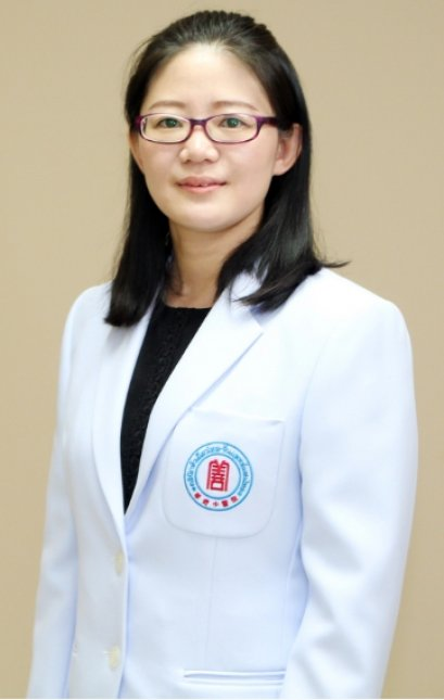แพทย์จีน ณัฐฐิมา เตชะพิพัฒน์ชัย (หมอจีน เจิง ฉ่าย อิง)
