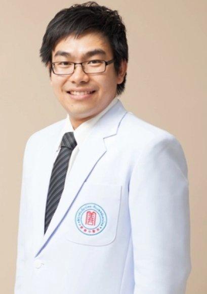 แพทย์จีน เยาวเกียรติ เยาวพันธุ์กุล (หมอจีน ชิว ลี่ ฟู่)