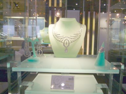 Hot 2007 Jewelry Design Award in Bangkok Gems & Jewelry Fair by L.S. Jewelry Group