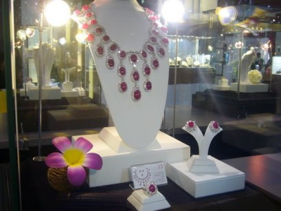 Hot 2008 Jewelry Design Award in Bangkok Gems & Jewelry Fair by L.S. Jewelry Group