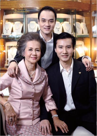 สัมภาษณ์ครอบครัว 'สุรเศรษฐ' ในนิตยสาร Gold & Jewelry Society ประจำเดือนกันยายน 2018