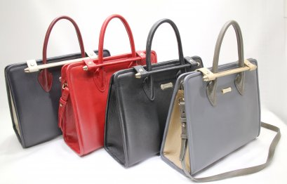 กระเป๋าหนังสตรี รุ่น BD217