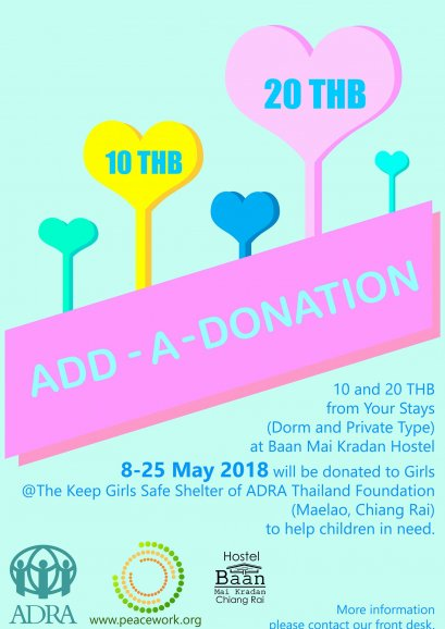 Donation Project - Keep Girls Safe