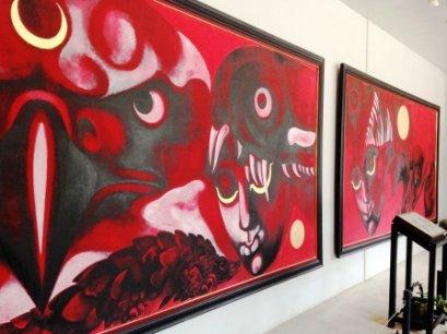 Artistic Creation in Thailand's far North