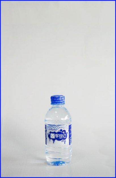 น้ำดื่มขวดใส ขนาด 350 มิลลิลิตร
