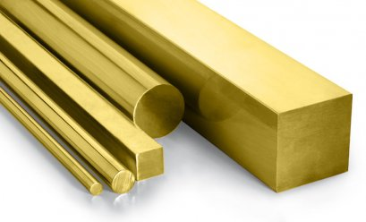 เพลาทองเหลือง