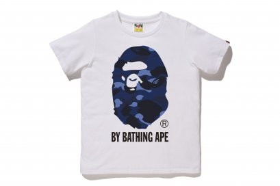 COLOR CAMO BY BATHING APE