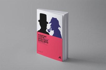 อาร์แซน ลูแปง ปะทะ เชอร์ล็อค โฮล์มส์ / โมริซ เลอบลอง (Maurice Leblanc) / ดารณี เมืองมา แปล / ทับหนังสือ