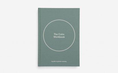 Fathom_ (ENG) The Calm Workbook / School of life
