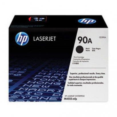 HP 90A (CE390A) ดำ