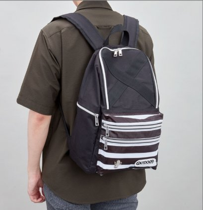 [NEW][RARE] JOJO OUTDOOR Backpack Bag Limited, Risotto Nero, Jojo's Bizarre Adventure Part 5, Golden Wind