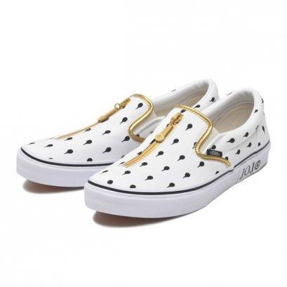 [NEW] JOJO, VANS Sneakers Golden Wind Bruno Bucciarati, รองเท้าสนีกเกอร์ รองเท้าผ้าใบ บรูโน่ บูจาราตี้, Jojo's Bizarre Adventure Part 5, Golden Wind, โจโจ้ ล่าข้ามศตวรรษ ภาค 5, สายลมทองคำ