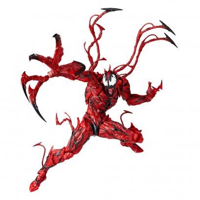 [Price 2,450/Deposit 1,500][Please Read All Detail][APR2020] SPIDER-MAN - CARNAGE REISSUE, Amazing Yamaguchi No.008, Kaiyodo, Action Figure