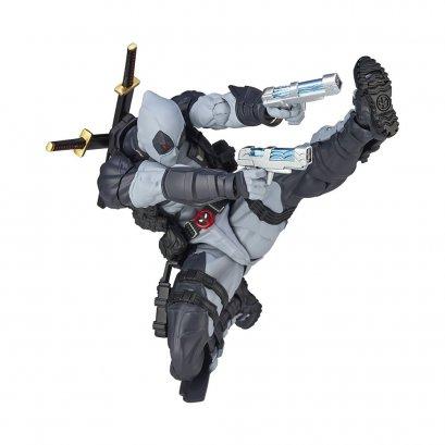 Kaiyodo_Revoltech_Amazing_Yamaguchi_Deadpool_X_Force_Color_Version