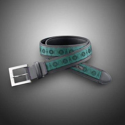 [Price 7,500/Deposit 5,800][Please Read All Detail][JAN2020] JOJO Kishibe Rohan Leather Belt, เข็มขัดหนัง คิชิเบะ โรฮัง, โจโจ้ ล่าข้ามศตวรรษ ภาค 4, เพชรแท้ไม่มีวันสลาย, Jojo's Bizarre Adventure Part 4, Diamond is unbreakable