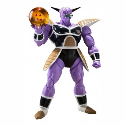[NEW][JAPAN LOT] SH Figuarts, DRAGON BALL Z, GINYU