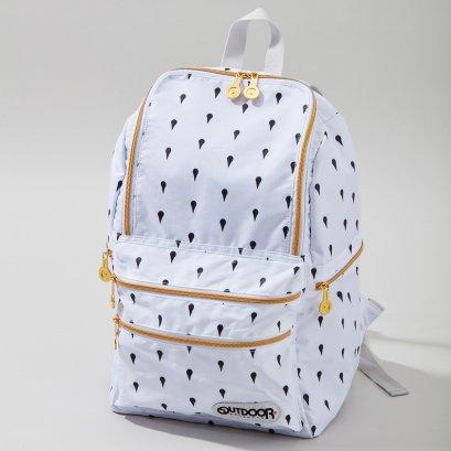 [NEW] JOJO OUTDOOR Bucciarati Backpack Bag Premium Bandai Limited, Jojo's Bizarre Adventure Part 5, Vento Aureo, Golden Wind