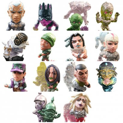 [NEW][14PCS] MBH JOJO, Chara Heroes, Jojo's Bizarre Adventure Part 6, Stone Ocean, Vol.2
