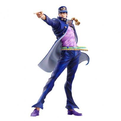 [OPENED] JOJO Kujo Jotaro Second, Statue Legend, คูโจ้ โจทาโร่ ชุดสีน้ำเงิน, โมเดล ฟิกเกอร์ โจโจ้ ล่าข้ามศตวรรษ ภาค 3, นักรบประกายดาว, Jojo's Bizarre Adventure Part 3, Stardust Crusaders