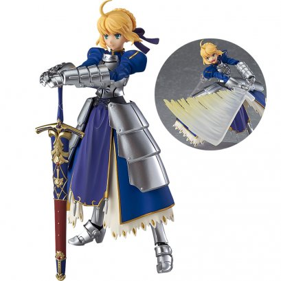 Saber 2.0 with Bonus, Fate / Stay Night, Max Factory, Figma Figure