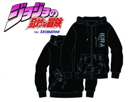 [NEW] [M-Size] Yoshikage Kira- Killer Queen, Hoodie Zipper, Shimamura x JOJO , เสื้อฮูดมีซิบ โยชิคาเงะ คิระ คิลเลอร์ ควีน, Jojo's Bizarre Adventure Part 4, Diamond Is Unbreakable, โจโจ้ ล่าข้ามศตวรรษ ภาค 4, เพชรแท้ไม่มีวันสลาย