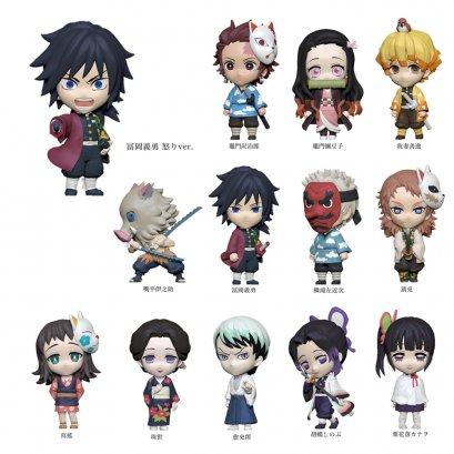 [Price 3,950/Deposit 2,000][AUG2021] Mochimochi, Anime Chara Heroes, KIMETSU NO YAIBA, DEMON SLAYER, VOL.1