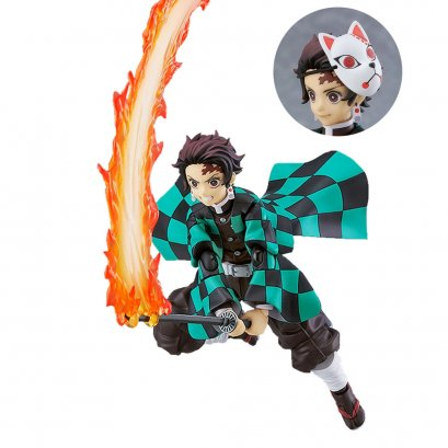 [Price 4,500/Deposit 2,000][JUNE2021] FIGMA 498-DX, KAMADO TANJIRO DX EXCLUSIVE VERSION, KIMETSU NO YAIBA, DEMON SLAYER