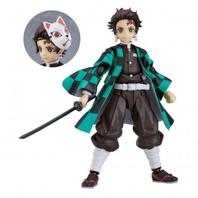[Price 3,450/Deposit 1,500][JUNE2021] FIGMA 498, KAMADO TANJIRO EXCLUSIVE, KIMETSU NO YAIBA, DEMON SLAYER