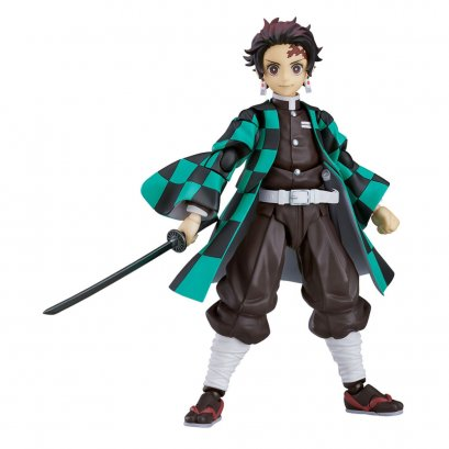 [Price 2,700/Deposit 1,000][JUNE2021] FIGMA 498, KAMADO TANJIRO NORMAL, KIMETSU NO YAIBA, DEMON SLAYER