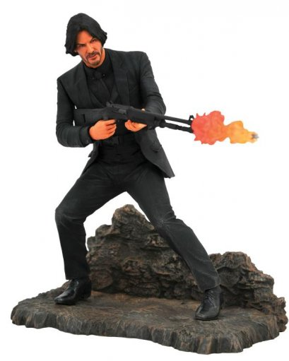 [Price 4,200/Deposit 2,200][Please Read All Detail][JAN2020] John Wick Gallery, John Wick Chapter 2, Diamond Select Toys