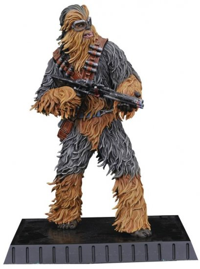 [Price 14,500/Deposit 10,000][Please Read All Detail][SEP2019] Chewbacca, Solo A Star Wars Story, Diamond Select Toys