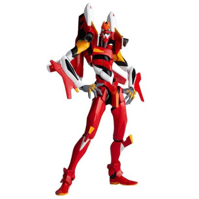 "[Price 2,050/Deposit 1,200][Please Read All Detail][FEB2020] Revoltech EVANGELION EVOLUTION EV-005S EVA-02 ""Evangelion: 2.0 You Can (Not) Advance"", Action Figure"