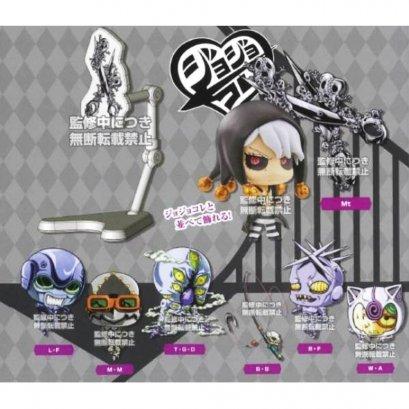 [Price 950/Deposit 500][JAPAN LOT][NOV2021] Gashapon, JOJO, Stand x Stand 03, Jojo's Bizarre Adventure, Golden Wind