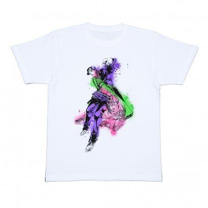 [ราคา 3,500/มัดจำ 2.000] JOJO Exhibition, T-Shirt Key SPLASH, KUJO JOTARO, Jojo's Bizarre Adventure, ของที่ระลึก โจโจ้ ล่าข้ามศตวรรษ, เสื้อยืด ทีเชิร์ต, คูโจ้ โจทาโร่