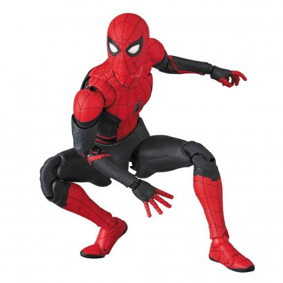 [Price 2,800/Deposit 1,500][Please Read All Detail][JUL2020] SPIDER-MAN Upgraded Suit, Mafex No.113, Medicom Toy, Action Figure
